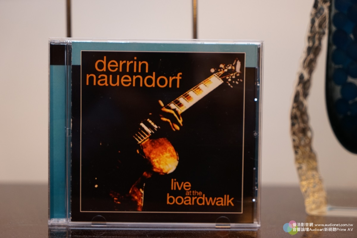 Derrin Nauendorf Live at the Boardwalk