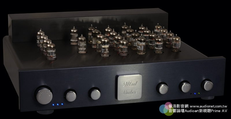 Mal Valve Preamp Four Phono MK6唱頭放大器