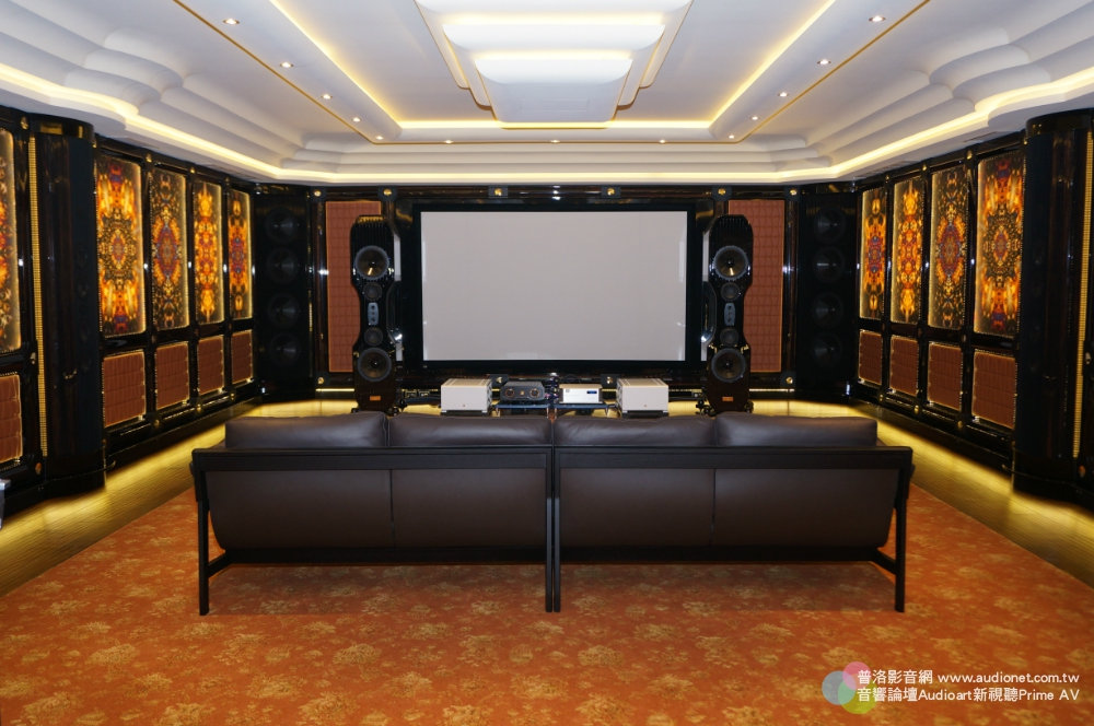 文鴻Kharma Exquisite Elliptica Cinema Room
