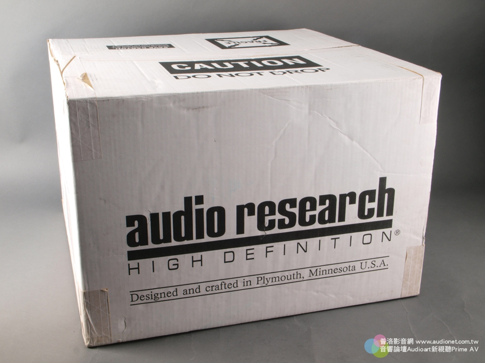 鈦孚Audio Research CD-6 熟悉的味道最美