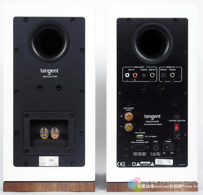 全能的All in One喇叭:tangent spectrum X5 BT