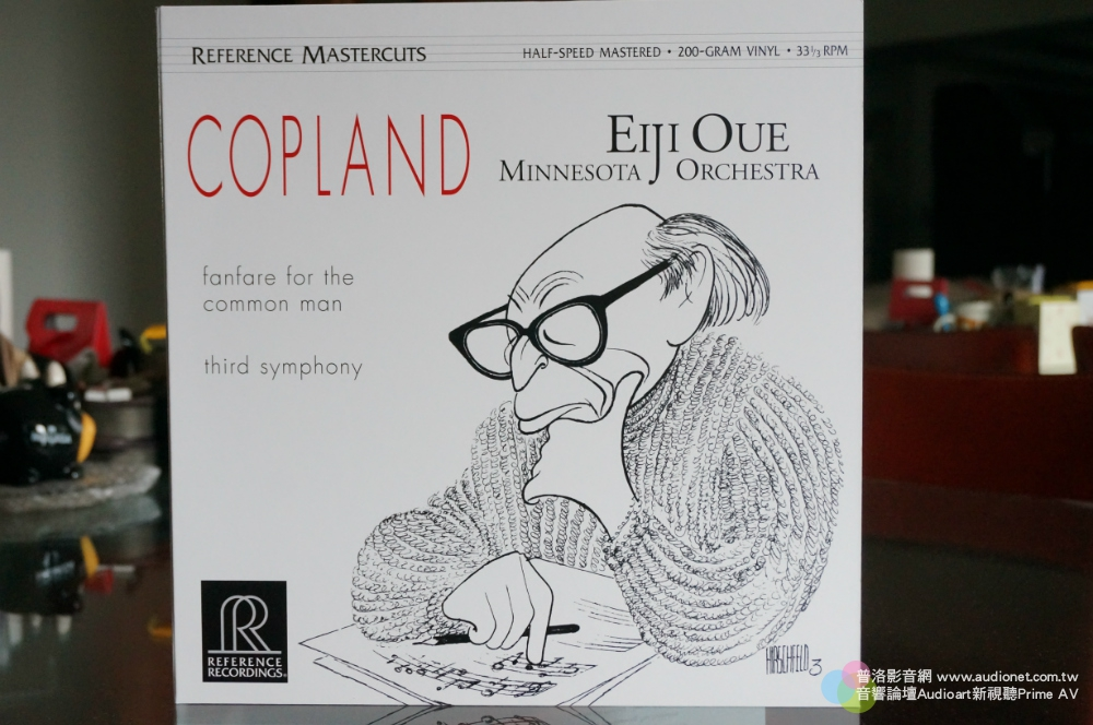 RR唱片Copland 100週年冥誕紀念Fanfare for the Common Man