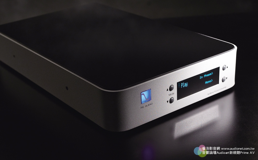 PS Audio NuWave Phono Converter,C/P值破表