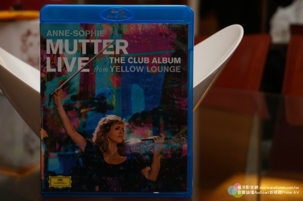 Anne-Sophie Mutter The Club Album From Yellow Lounge