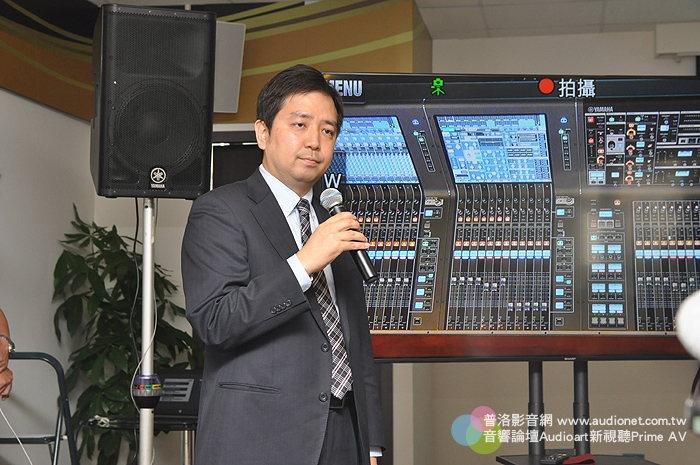 Yamaha RIVAGE PM10發表:PA活動音控的新境界