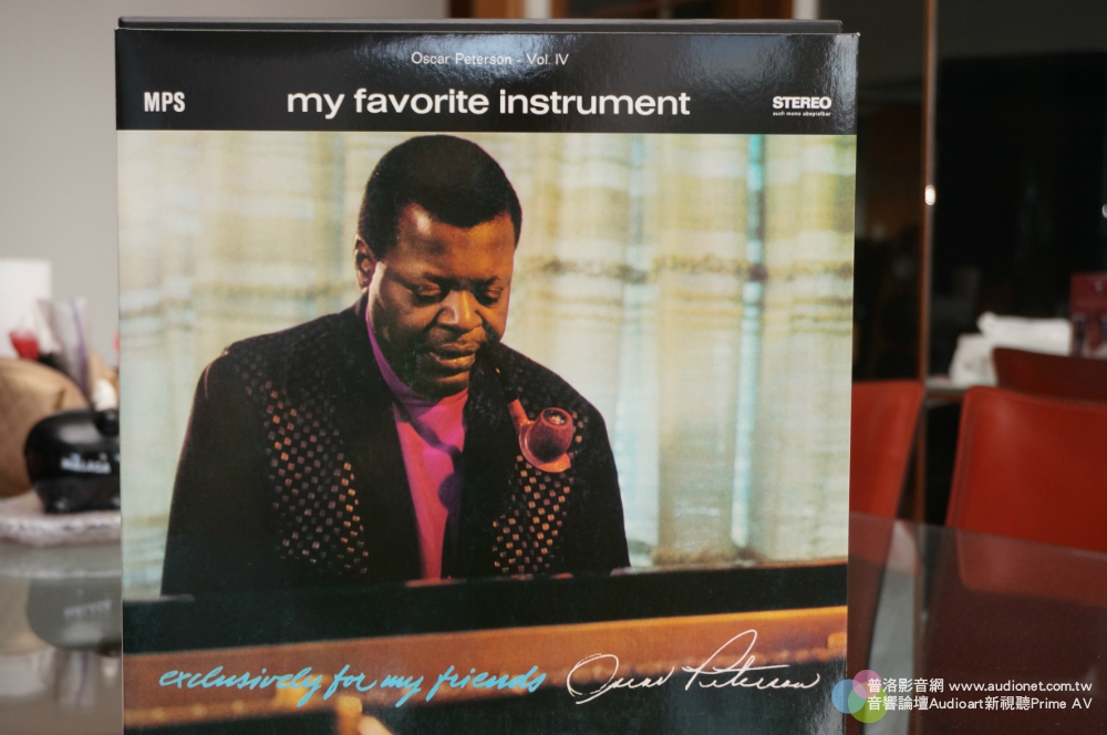 MPS Oscar Peterson Exclusively For My Friends