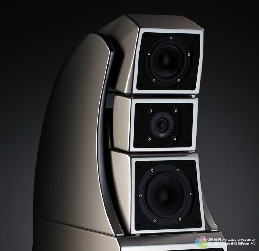 Wilson Audio Alexx 正式發表
