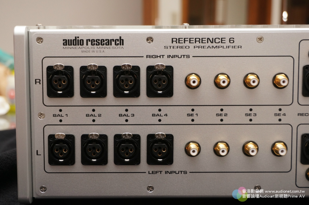 Audio Research Reference 6來了