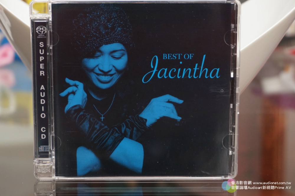 Best of Jacintha