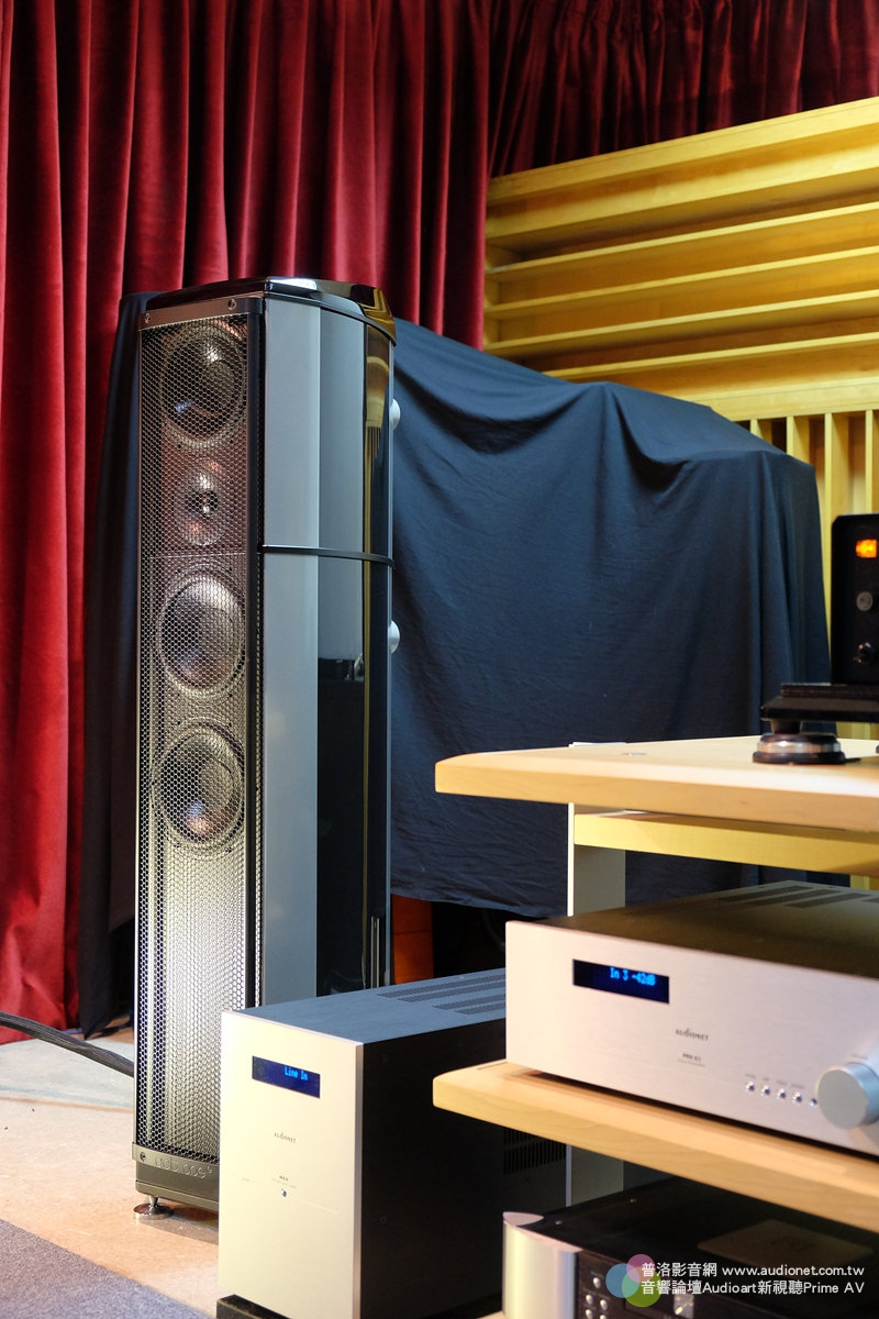 Wilson Benesch A.C.T. One Evolution喇叭,逼近音響重播的真理