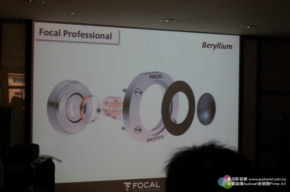 Focal Monitors & Professional專業鑑聽喇叭發表會