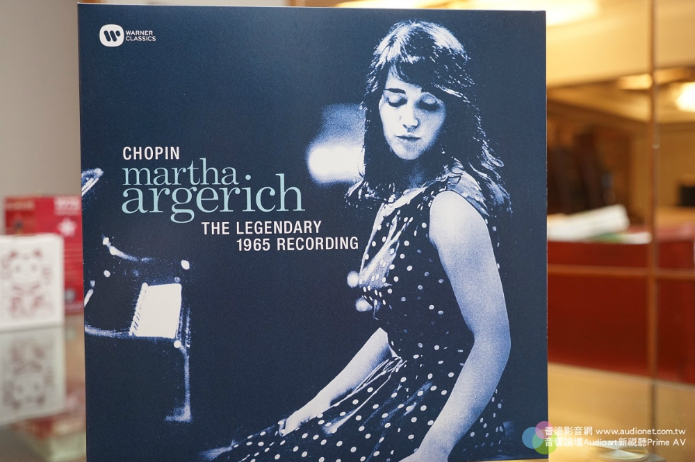 Chopin Martha Argerich The Legendary 1965 Recording