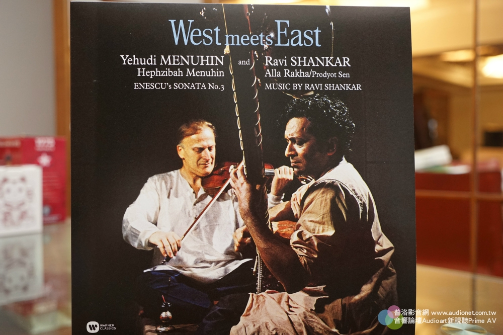 West meets East A musical collaboration between Yehudi Menuhin and Ravi Shankar
