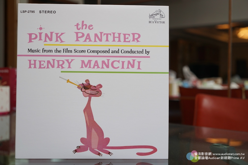 The Pink Panther Henry Mancini
