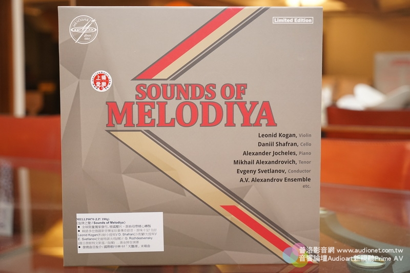 Sounds Of Melodiya