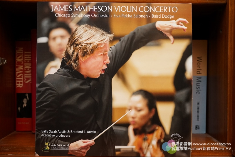 James Matheson Violin Concerto