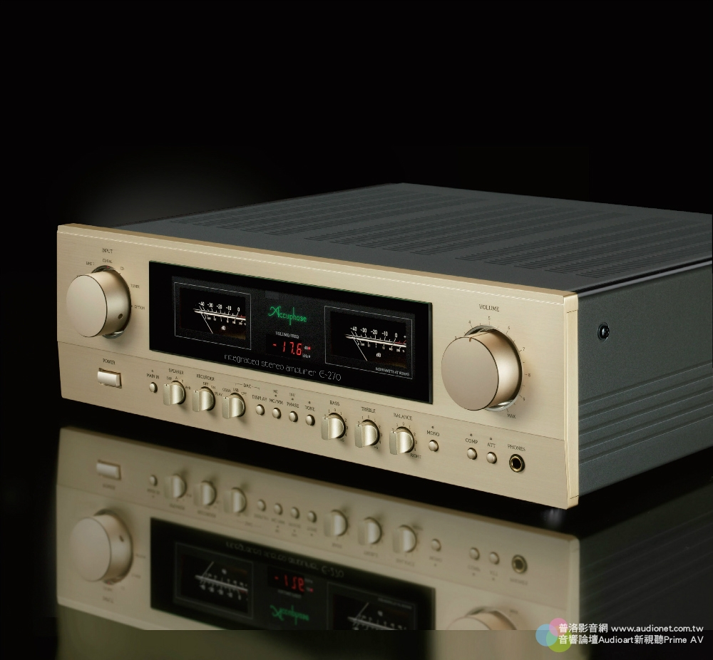 Accuphase E-270 綜合擴大機