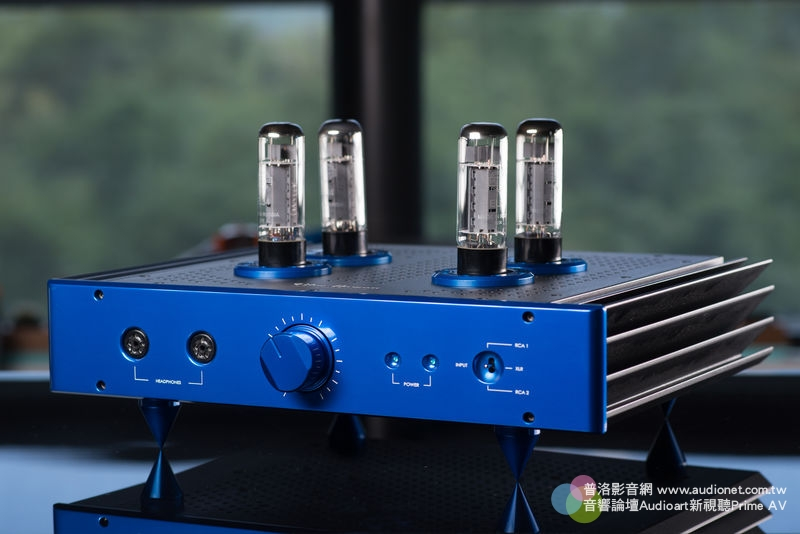 HeadAmp Blue Hawaii SE耳機擴大機