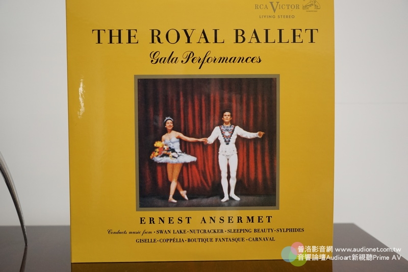 The Royal Ballet Gala Performances安塞美皇家芭蕾