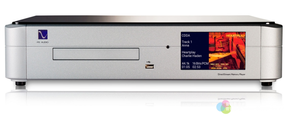 PS Audio DirectStream Memory Player,給實體唱片市場的強心針