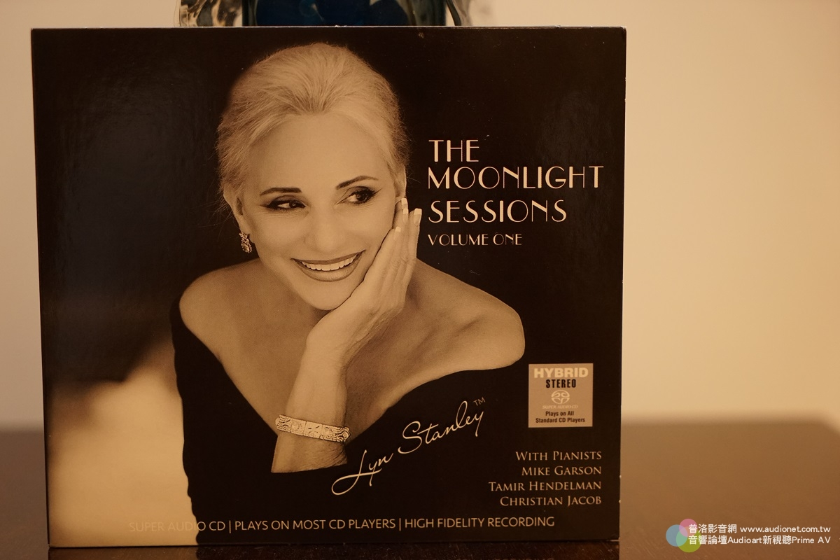 Lyn Stanley The Moonlight Sessions Volume One