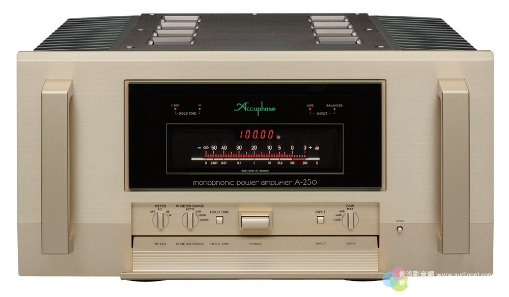 Accuphase A250後級擴大機