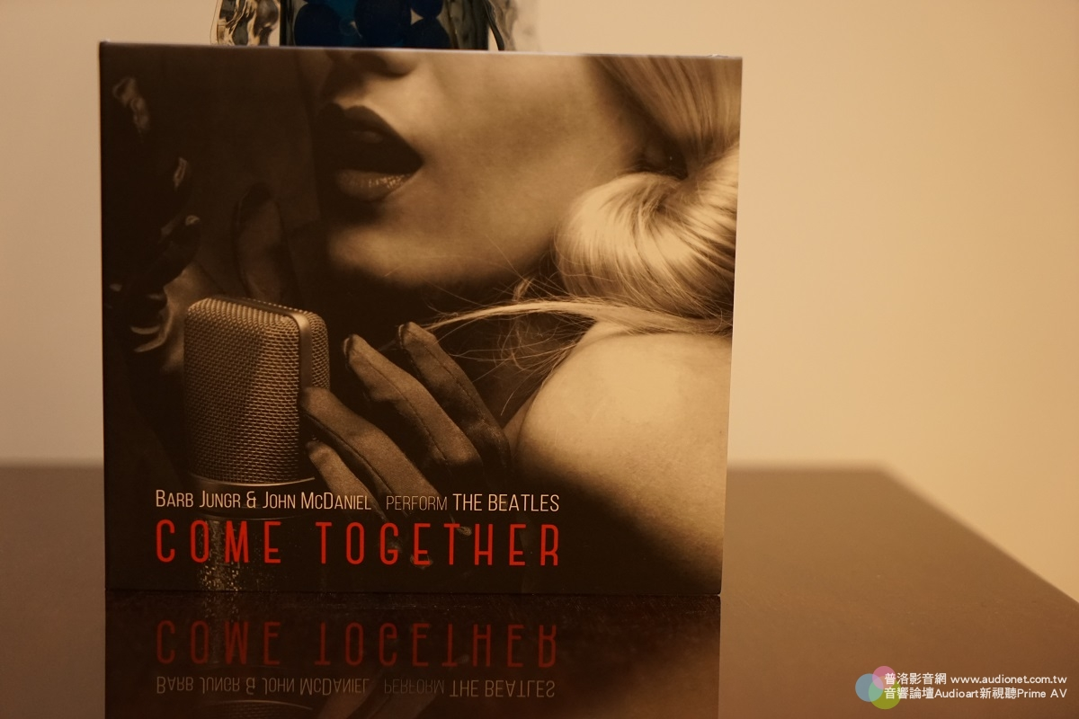 Come Together Barb Jungr John McDaniel