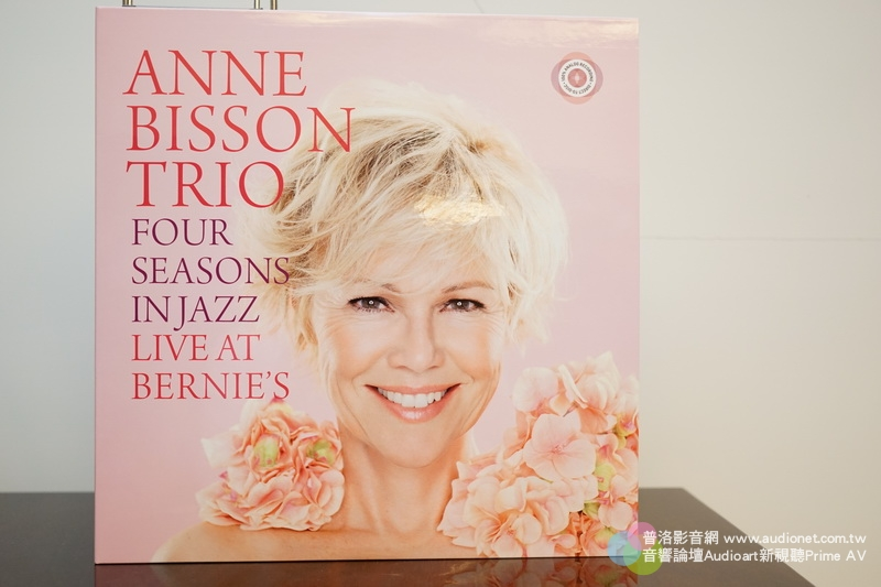 Anne Bisson Trio Four Seasons in Jazz Live at Bernies