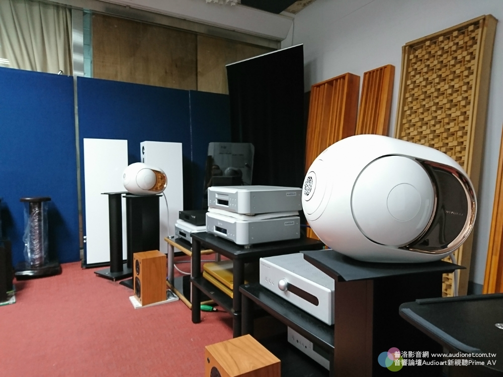 Devialet Gold Phantom,技術含金量最高的Hi End喇叭