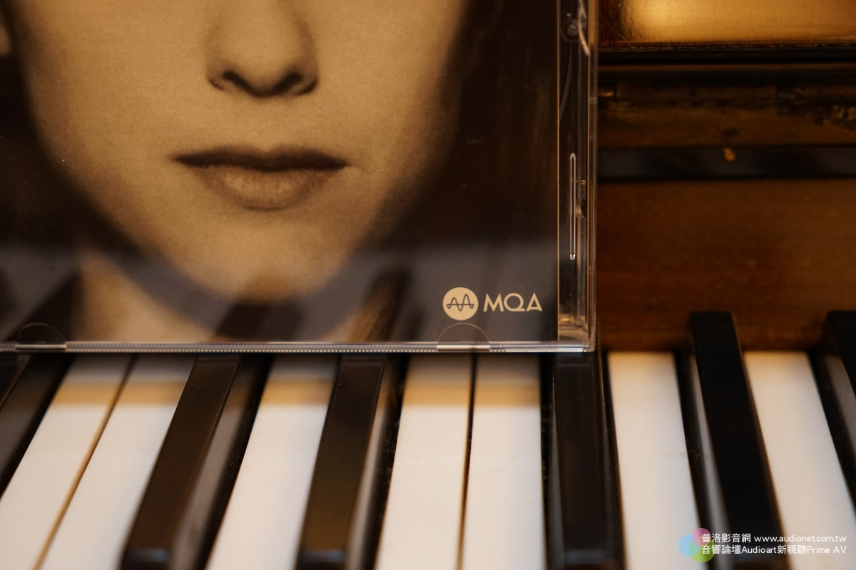 MQA CD Rebecca Pidgeon的 The Raven。