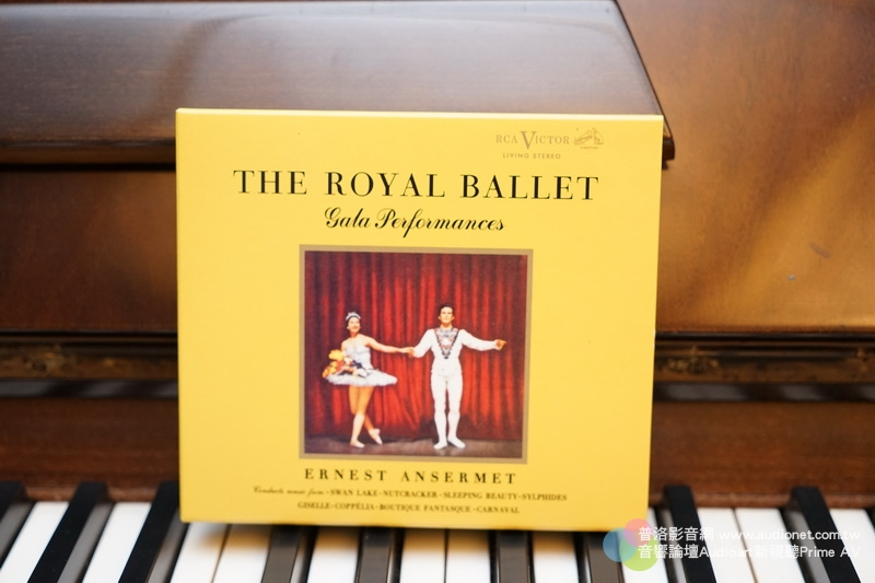 The Royal Ballet Gala Performances Ernst Ansermet又來了