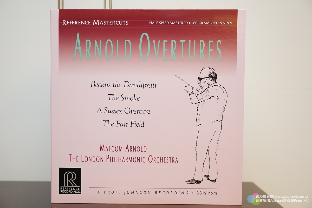 Arnold Overtures