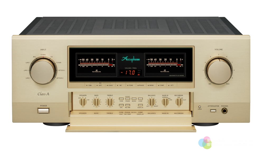 Accuphase E-650綜合擴大機