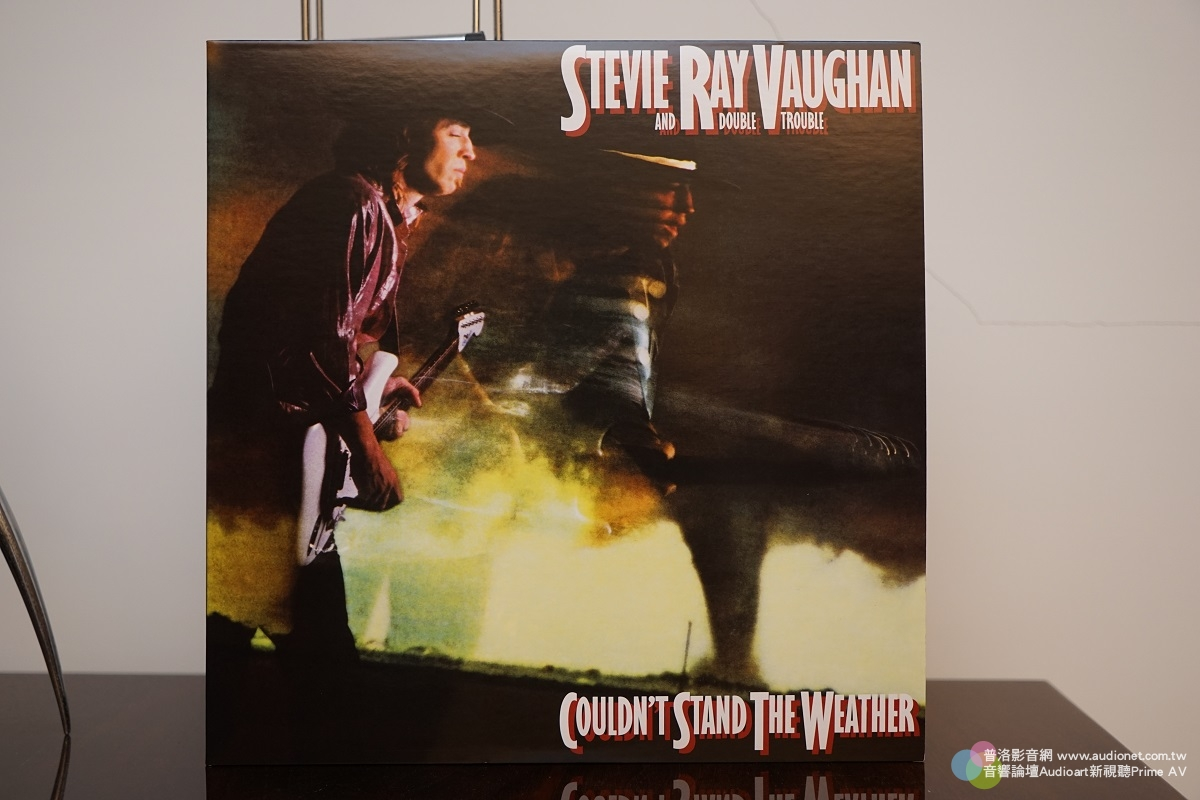 Steve Ray Vaughan Couldn't Stand The Weather就只為買一首歌
