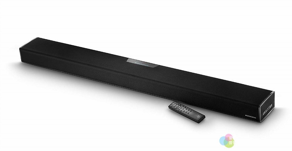 首款搭載ARC空間校正的強大Soundbar:MartinLogan Cadence