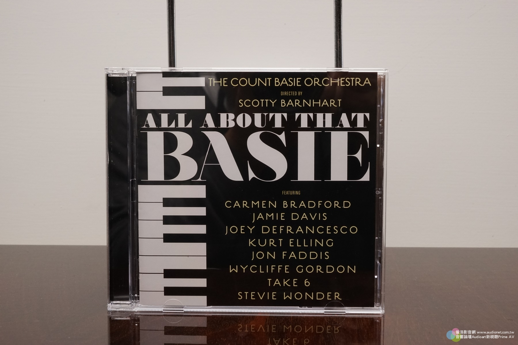 All About The Basie,足以當音響Reference