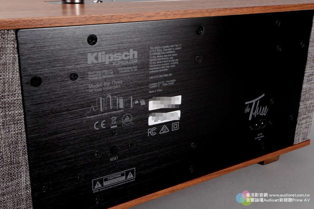 Klipsch The Three GA開箱