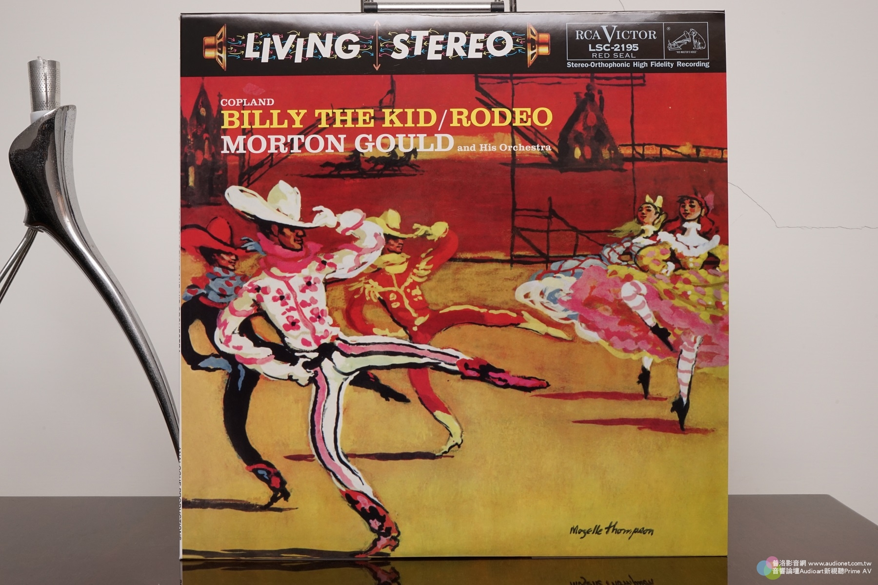 Copland Billy the Kid, Rodeo