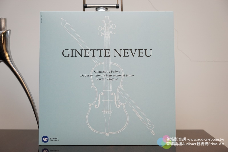 Ginette Neveu Chausson Poeme, Debussy 小提琴奏鳴曲拉威爾Tzigane