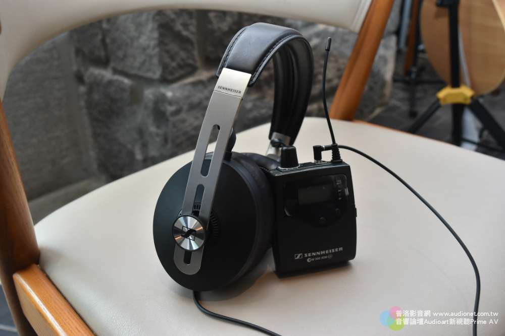 耳膜上的完美LIVE,Sennheiser Momentum Wireless體驗會