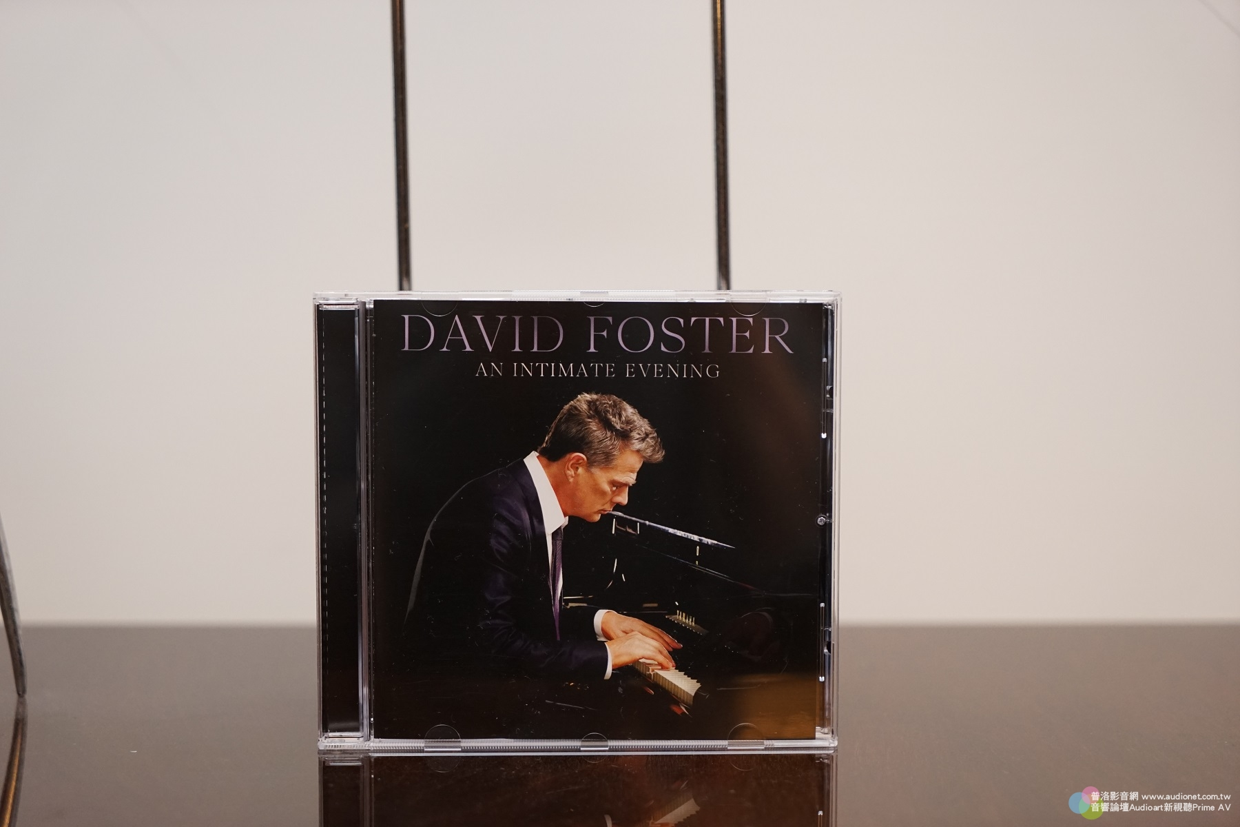 David Foster An Intimate Evening光聽Never Enough就值回票價