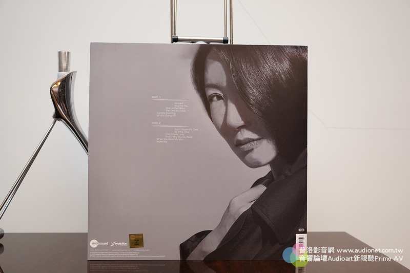 Susan Wong Close to Me第一張自己編曲製作的唱片,展現才華