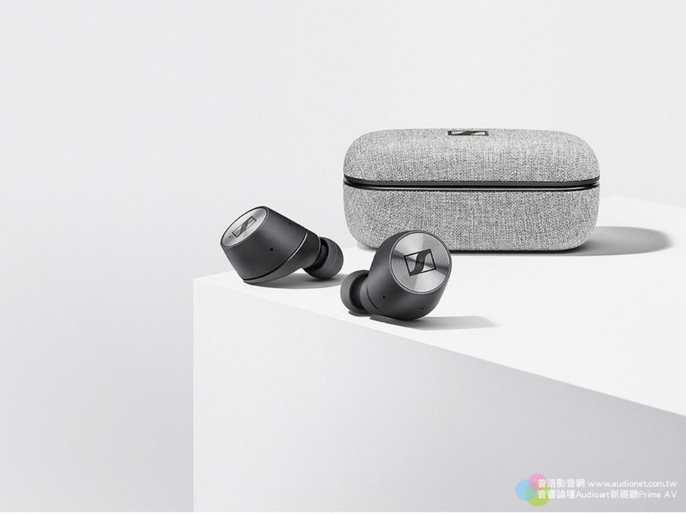 Sennheiser MOMENTUM True Wireless 2真無線耳機來了!