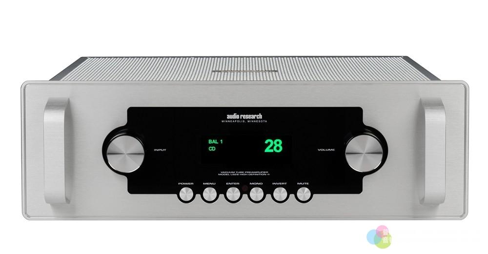 Audio Research LS28SE 真空管前級:ARC 50週年紀念特別版新機登場 Audio Research LS28SE _002.jpg Audio Research LS28SE 真空管 前級 鈦孚