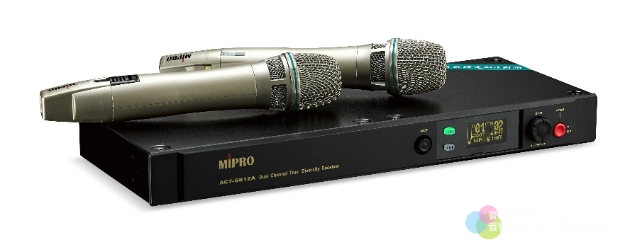 MIPRO ACT-5812A/ACT-58HC 器評Review
