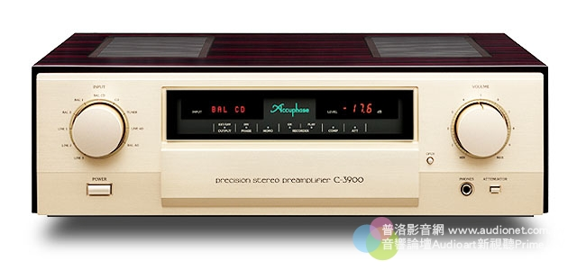 Accuphase C-3900前級擴大機
