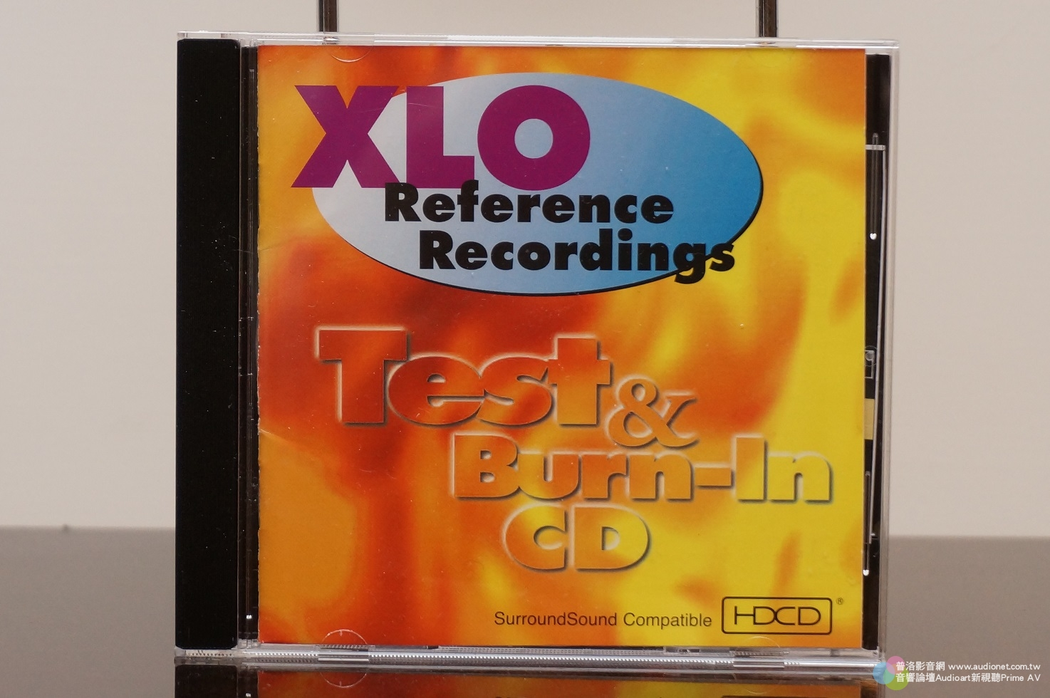 音響迷應該人手一張,XLO Reference Recordings Test & Burn-In CD