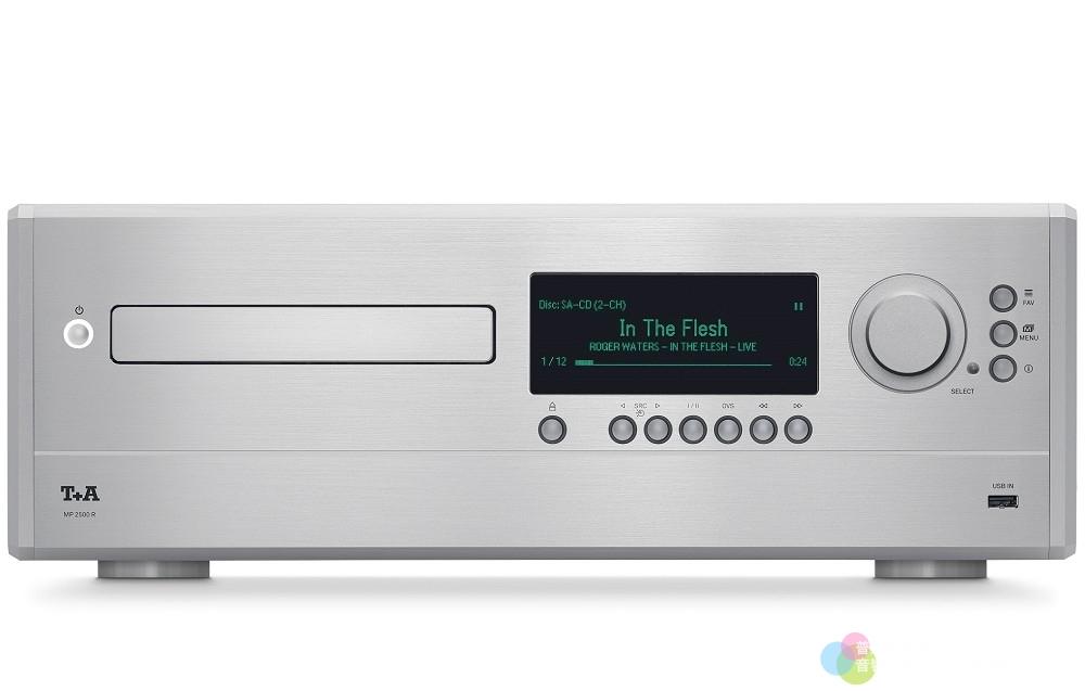 T+A MP 2500R 評測:採取純正PCM、DSD獨立數類轉換的全能數位訊源 T+A MP 2500R_017.jpg 鈦孚 MP 2500R SACD唱盤 串流播放機 USB DAC Hi-Res DSD 評測