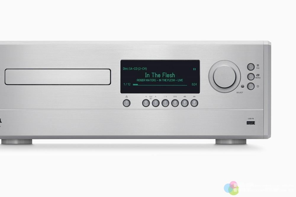 T+A MP 2500R 評測:採取純正PCM、DSD獨立數類轉換的全能數位訊源 T+A MP 2500R_016.jpg 鈦孚 MP 2500R SACD唱盤 串流播放機 USB DAC Hi-Res DSD 評測