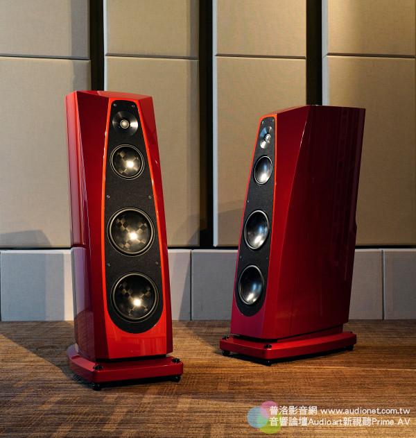 鈦孚音響取得 Rockport Technologies 台灣代理權 s_Avior II Mercedes Hyacinth Red Metallic-1.jpg 鈦孚 Rockport